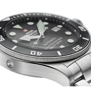 Swiss Military Men's Limited Edition Diver's Watch - SMA34060.01