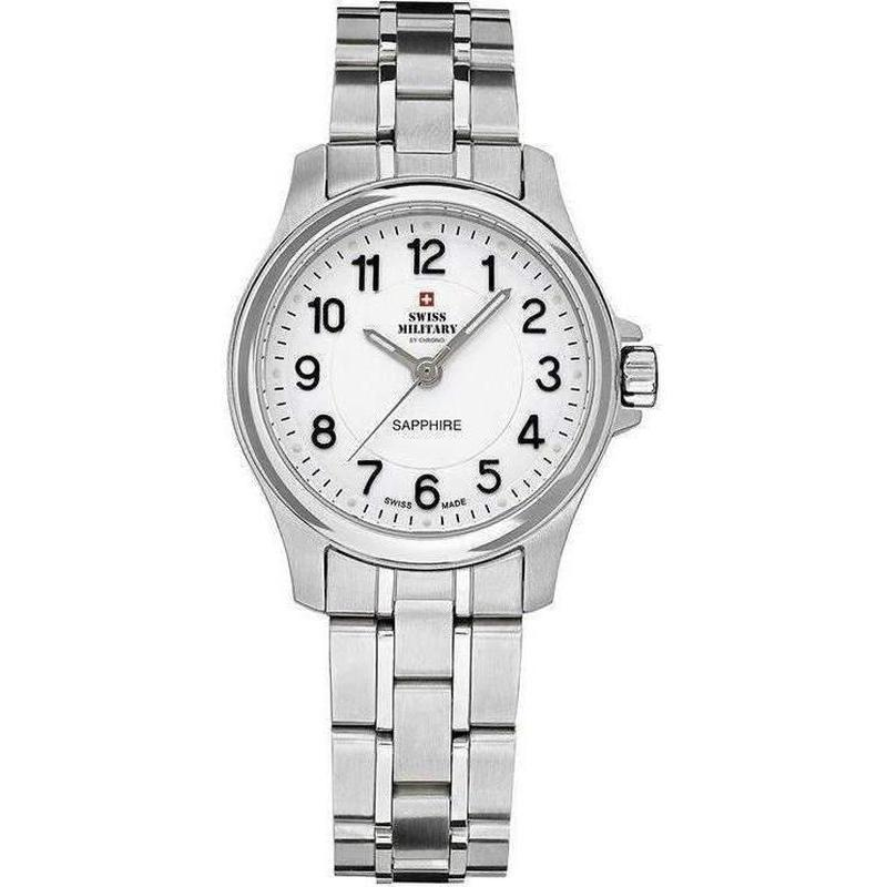 Swiss Military Stainless Steel Ladies Watch - SM30138.02