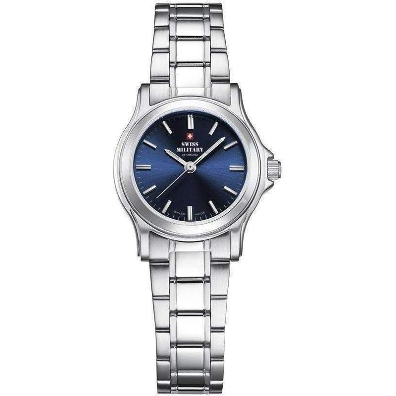 Swiss Military Stainless Steel Ladies Watch - SM34003.02