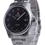Swiss Military Stainless Steel Mens Watch - SM30137.01