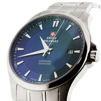 Swiss Military Stainless Steel Men's Watch - SM30137.03