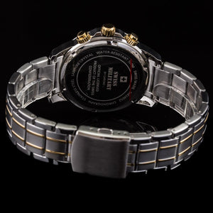 Swiss Military Stainless Steel Men's Watch - SM34052.04