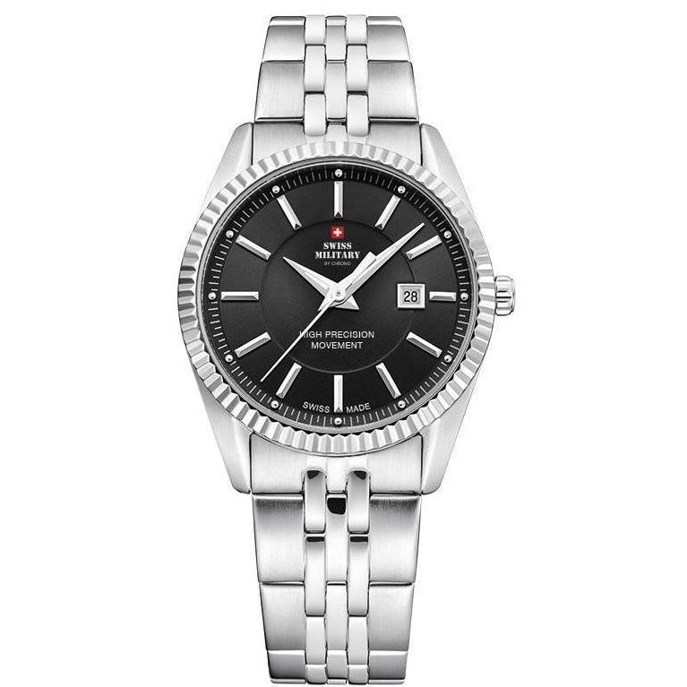 Swiss Military Stainless Steel Women's Watch - SM34066.01