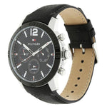 Tommy Hilfiger Black Chronograph Men's Watch - 1791268