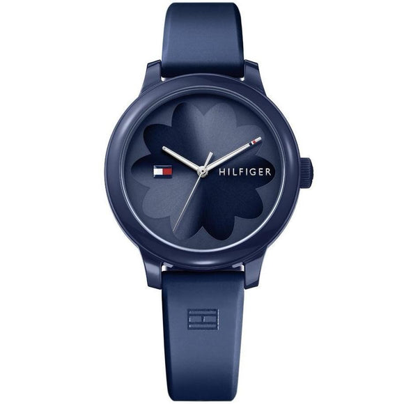 Tommy Hilfiger Blue Ladies Watch - 1781775-The Watch Factory Australia