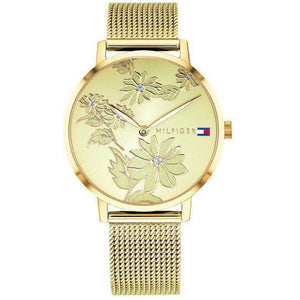 Tommy Hilfiger Gold Ladies Watch - 1781921-The Watch Factory Australia