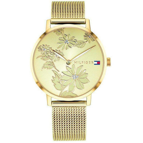 Tommy Hilfiger Gold Ladies Watch - 1781921