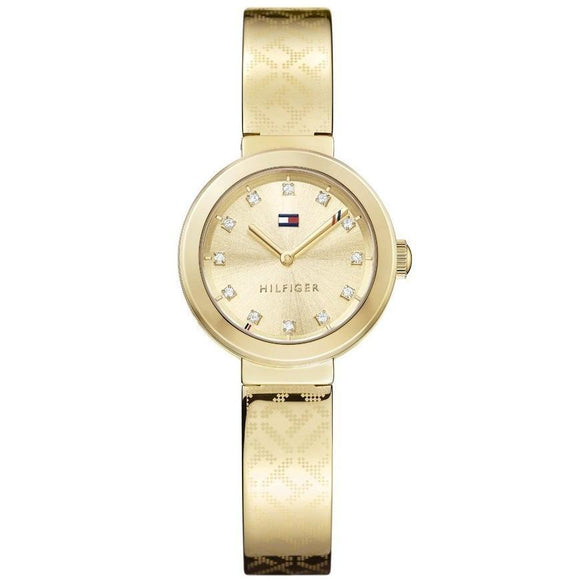 Tommy Hilfiger Ladies Bangle Watch - 1781720-The Watch Factory Australia