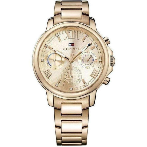 Tommy Hilfiger Ladies Claudia Watch -1781743-The Watch Factory Australia