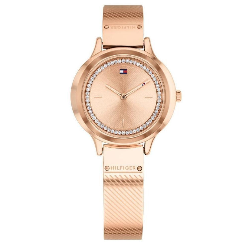 Tommy Hilfiger Ladies Dressed Up Bangle - 1781911-The Watch Factory Australia