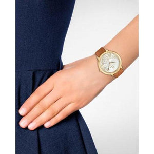 Tommy Hilfiger Ladies Leather Watch - 1781784-The Watch Factory Australia