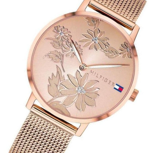 Tommy Hilfiger Ladies Mesh Watch - 1781922