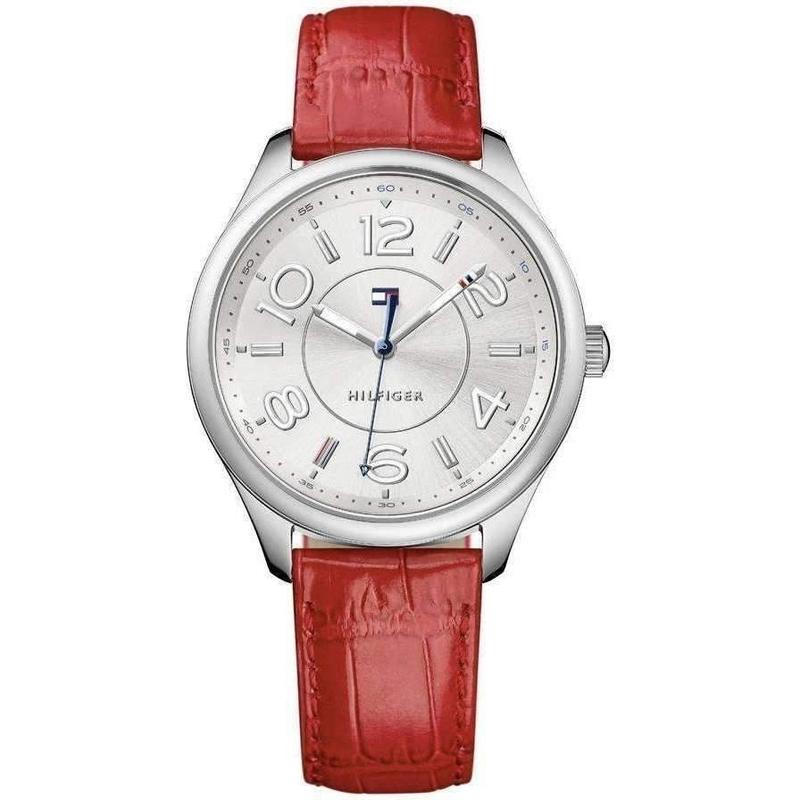 Tommy Hilfiger Leather Ladies Watch - 1781676-The Watch Factory Australia