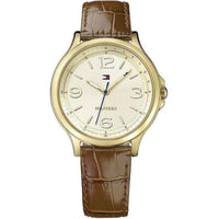 Tommy Hilfiger Leather Ladies Watch - 1781711-The Watch Factory Australia