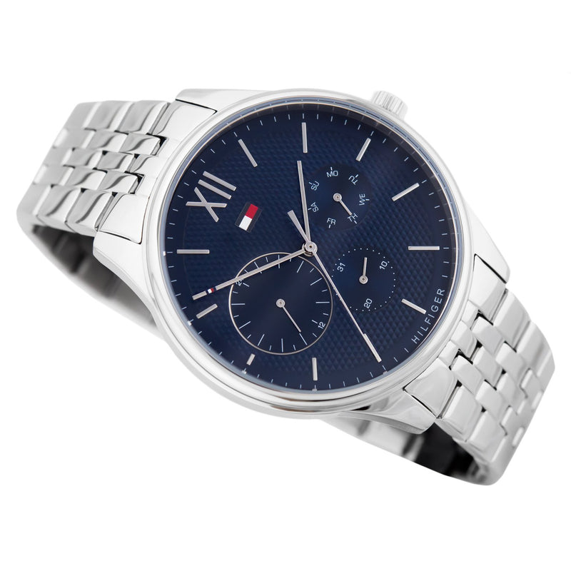 Tommy Hilfiger Leather Men's Watch - 1791416