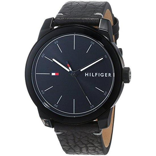 Tommy Hilfiger Men's Black Watch 1791384-The Watch Factory Australia