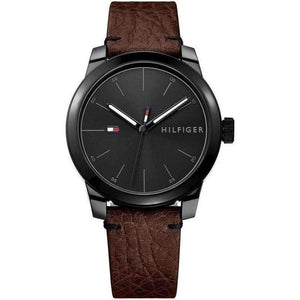 Tommy Hilfiger Men's Leather Watch - 1791383-The Watch Factory Australia