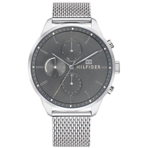 Tommy Hilfiger Men's Mesh Watch - 1791484-The Watch Factory Australia