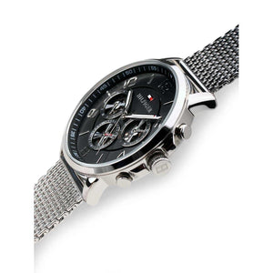 Tommy Hilfiger Men's Sophisticated Mesh Watch - 1791292-The Watch Factory Australia