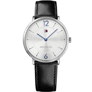 Tommy Hilfiger Men's Ultra Slim Leather Watch - 1710351-The Watch Factory Australia