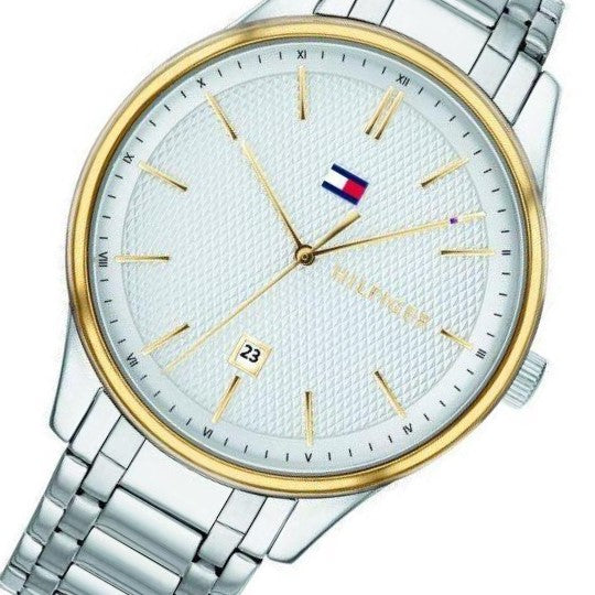 Tommy Hilfiger Stainless Steel Men's Watch - 1791491