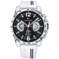 58fa1ceaf Tommy Hilfiger Men's White Sports Watch - 1791475-The Watch Factory  Australia