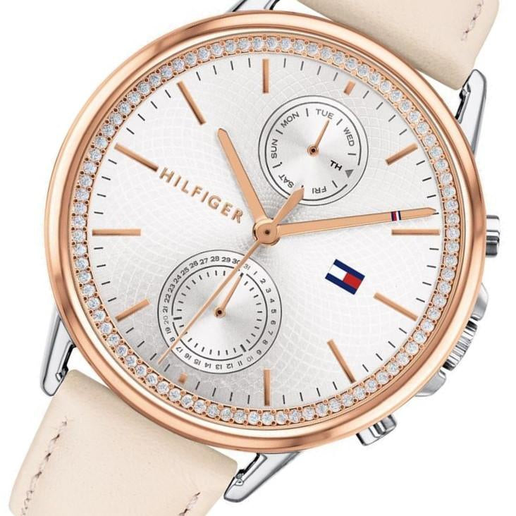 Tommy Hilfiger Rose Gold Women's Watch- 1781913
