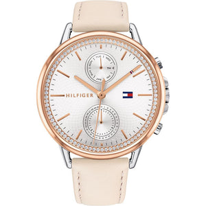 Tommy Hilfiger Rose Gold Women's Watch- 1781913-The Watch Factory Australia