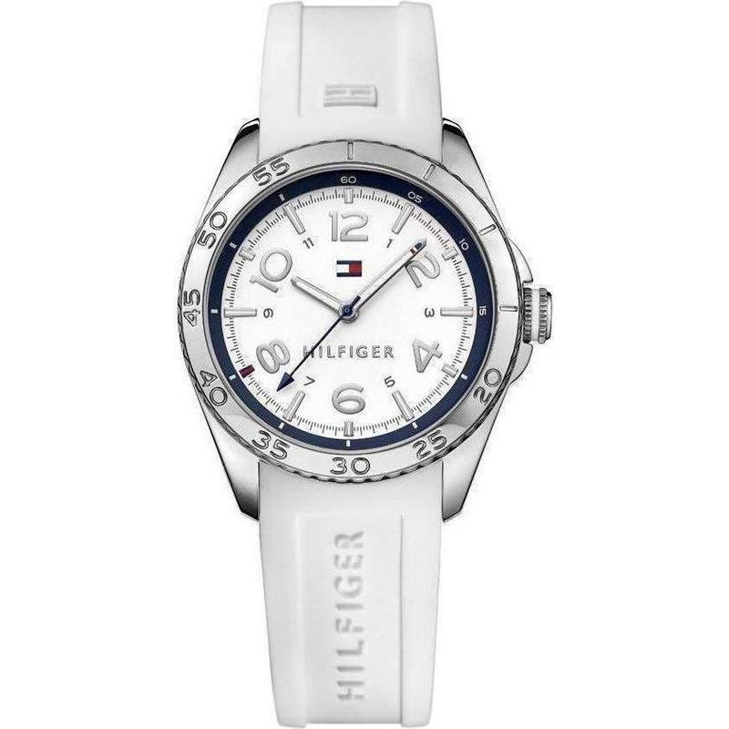 Tommy Hilfiger Silicone Ladies Watch - 1781635-The Watch Factory Australia