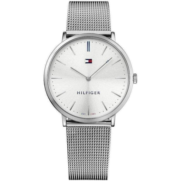 Tommy Hilfiger Slim Mesh Ladies Watch - 1781690-The Watch Factory Australia