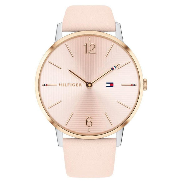 Tommy Hilfiger Smooth Leather Women's Watch - 1781973