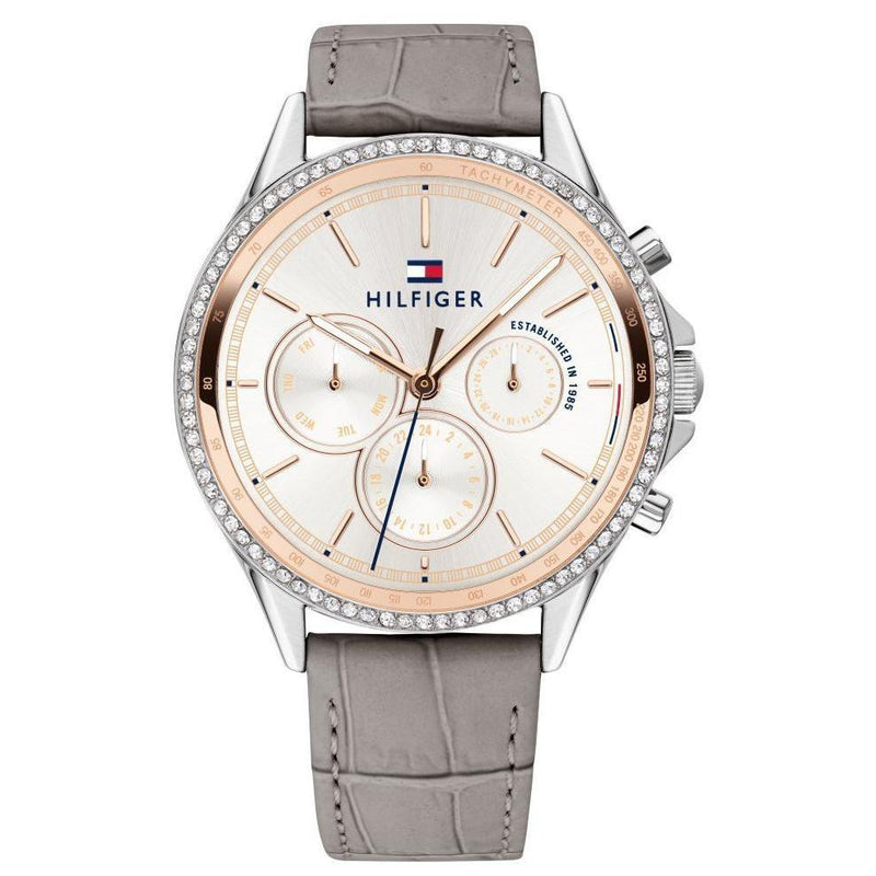 Tommy Hilfiger Sophisticated Crystal Women's Watch - 1781980