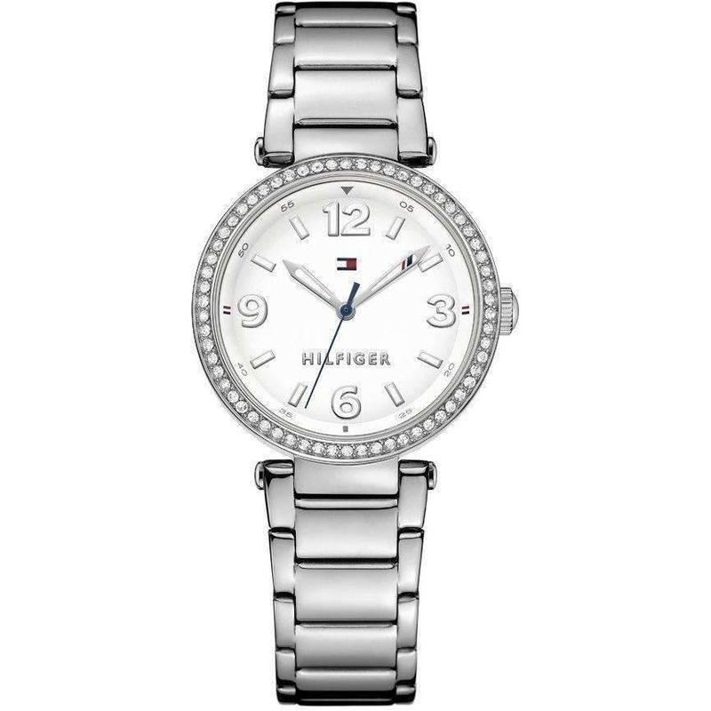 Tommy Hilfiger Stainless Steel Ladies Watch - 1781589-The Watch Factory Australia