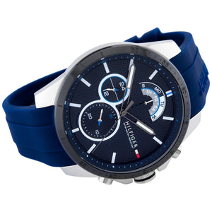 Tommy Hilfiger The Decker Men's Watch - 1791350-The Watch Factory Australia