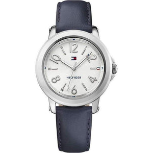 Tommy Hilfiger The Ellie Leather Ladies Watch - 1781753-The Watch Factory Australia