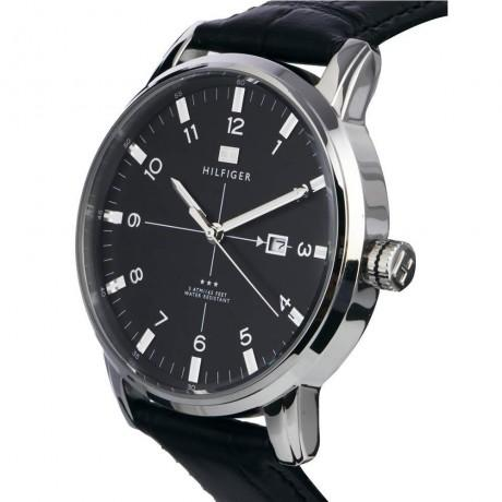 Tommy Hilfiger The George Men's Black Watch - 1710330-The Watch Factory Australia