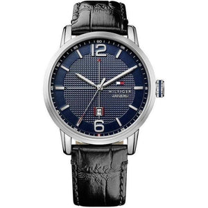 Tommy Hilfiger The George Men's Leather Sport Watch - 1791216-The Watch Factory Australia