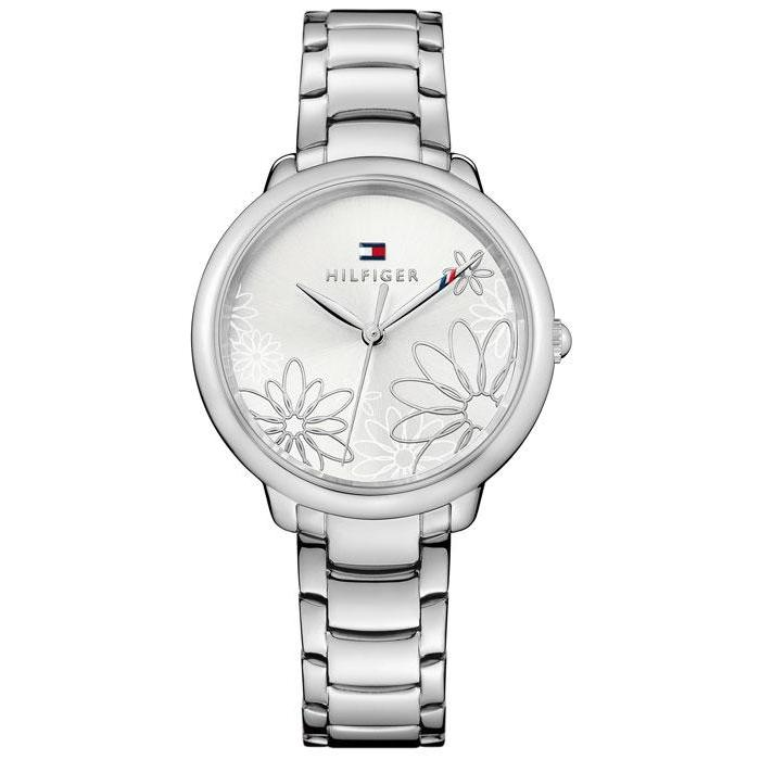 Tommy Hilfiger The Leila Stainless Steel Ladies Watch - 1781782-The Watch Factory Australia
