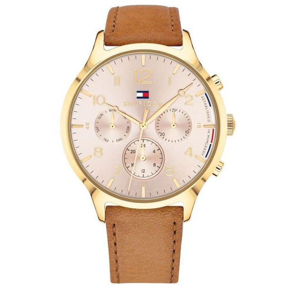 Tommy Hilfiger Women's Leather Watch - 1781875-The Watch Factory Australia