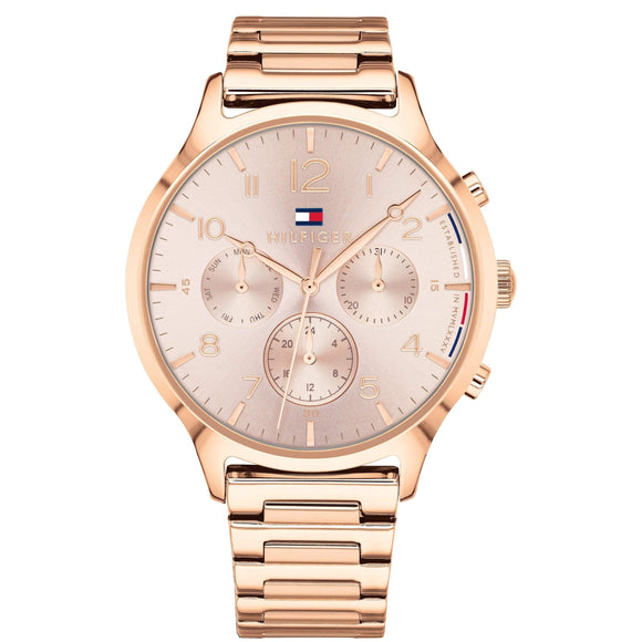 Tommy Hilfiger Women's Rose Gold Watch - 1781873-The Watch Factory Australia
