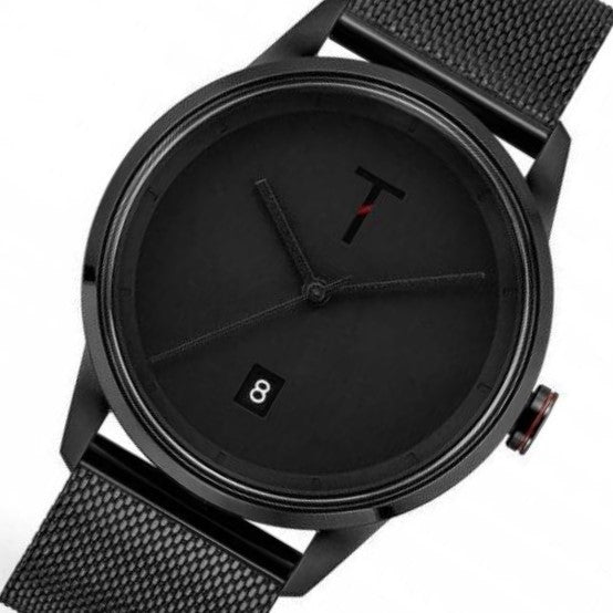 Tylor Cali Vibe Mesh Men's Watch - TLAB009
