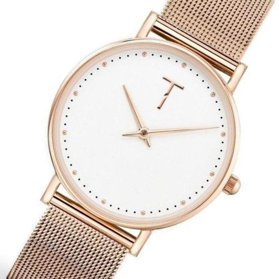Tylor Cotton Dream Mesh Women's Watch - TLAF007