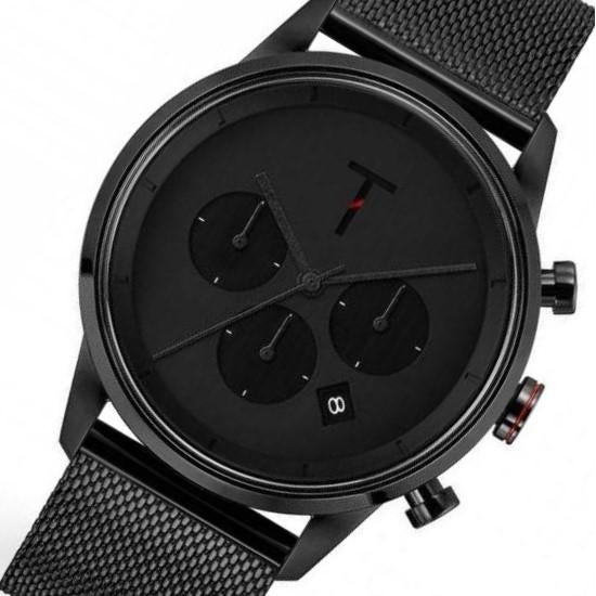 Tylor Tribe Mesh Men's Watch - TLAC009
