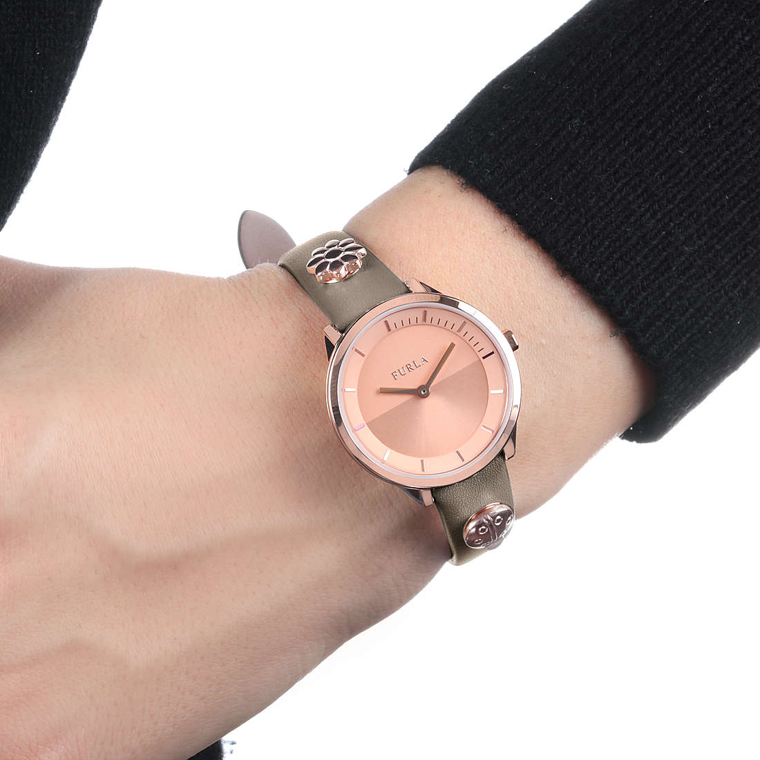 98be466263 Furla Pin Leather Women's Watch - R4251112506 – The Watch Factory ...