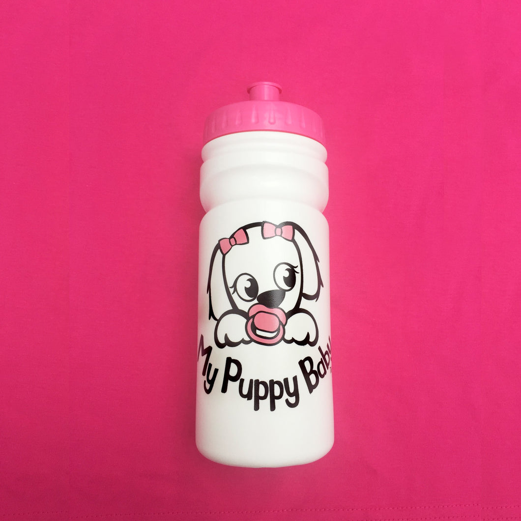 My Puppy Baby Water Bottle