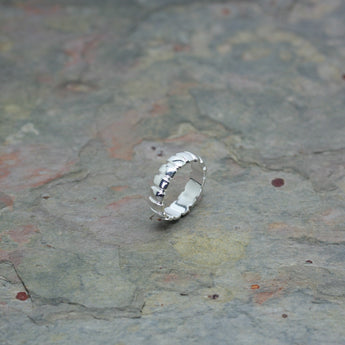 O F Design 'Wide-Section' Ring