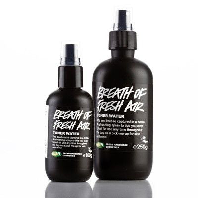 Breath of Fresh Air - Toner Water