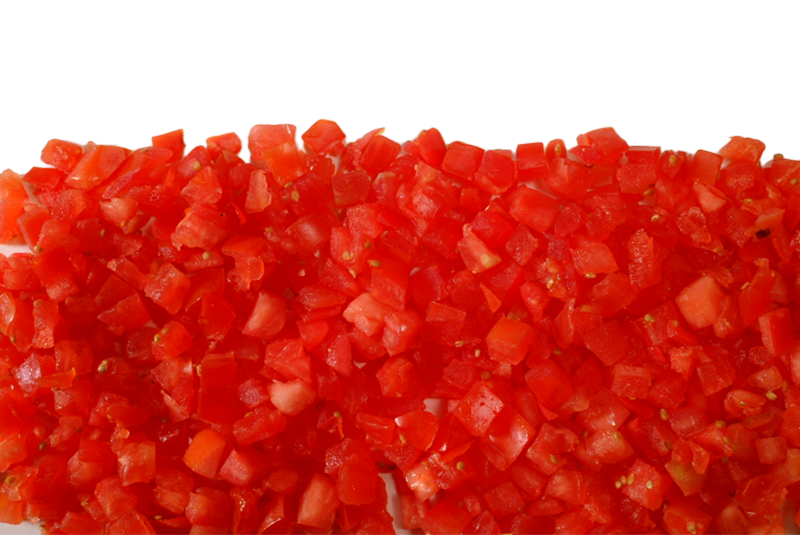 Diced Tomatoes, tinned (400g)