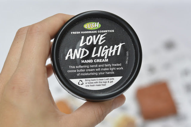 Love and Light - Hand Cream