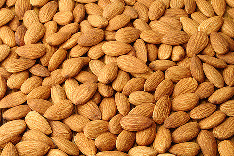 Almonds, whole & raw  (500g)